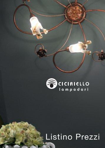 Lighting Collection - Ciciriello Lampadari