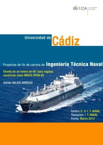 anexo iii - Universidad de Cádiz