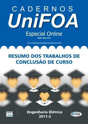 Curso de Engenharia Elétrica - UniFOA