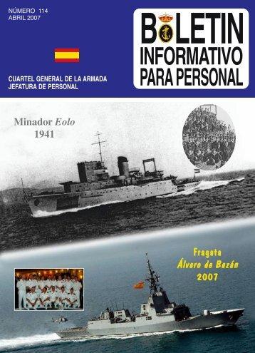 BIP 114 Completo - Portal de Cultura de Defensa - Ministerio de ...