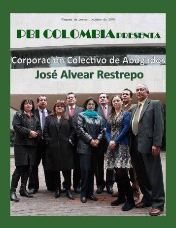 Colectivo de Abogados José Alvear Restrepo ... - PBI Colombia