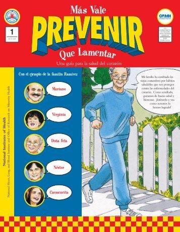 Más vale prevenir que lamentar. Una guía para la salud del corazón