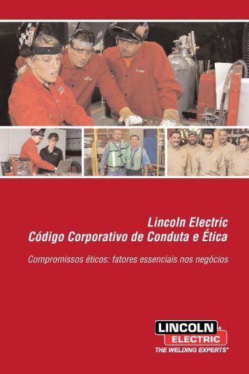 Perguntas e Respostas - Lincoln Electric
