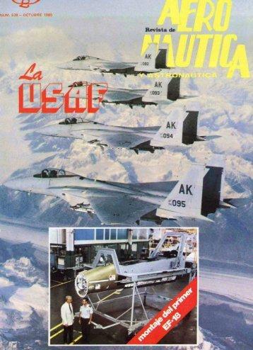 Nº 538 1985 Octubre - Portal de Cultura de Defensa - Ministerio de ...