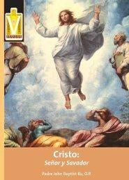 Cristo: Señor y Salvador - Knights of Columbus, Supreme Council