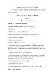 Ley 20744 - Asociación Empleados de Comercio de Bahía Blanca
