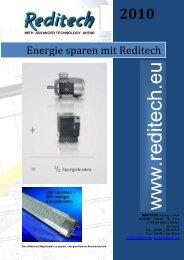 LED Berechnungen als Beispiel für Hallen - REDITECH Automation ...