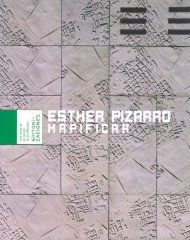 Catálogo Mapificar - Esther Pizarro