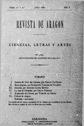 Revista de Aragón, año III, 2.ª época, números 1-4 - Institución ...