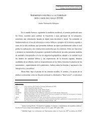 sermones contra la autoridad - Laboratorio de Historia Colonial ...