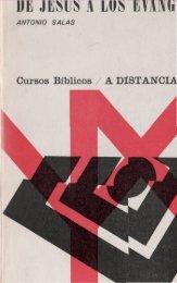 Cursos Bíblicos / A DISTANCIA - 10