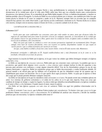 Filpenses Colosesnses Tesalonicenses 3.pdf - Cristianos