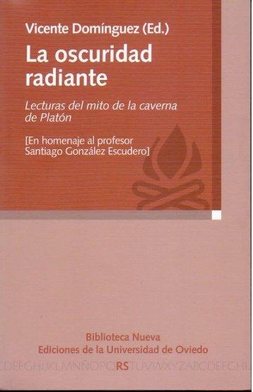 La oscuridad radiante - Noemí Sanz Merino