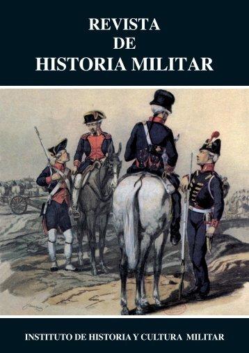 revista de historia militar nº 107 - Portal de Cultura de Defensa ...