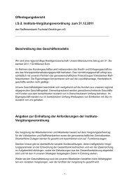 Offenlegungsbericht Vergütung - Raiffeisenbank Fuchstal ...