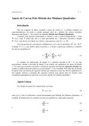 5. Ajuste de curvas - USP