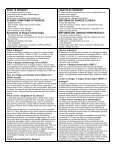 Mosquito Control and Dengue Information PRACTICAL ADVICE ... - Page 2