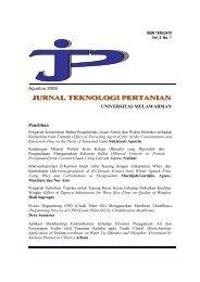 Vol 2(1) 5 Deny Sumarna - JURNAL TEKNOLOGI PERTANIAN ...