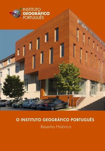 Resenha Histórica do Instituto Geográfico Português