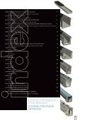 éléments préfabriqués pour drainage systems for linear ... - Ulma - Page 3
