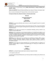 Ley de Arancel Judicial para el Estado de Tlaxcala
