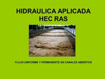 INTRODUCCION A LA HIDROTECNIA VIAL