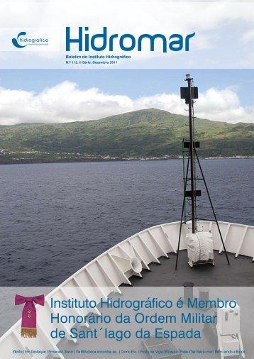 hidromar_112 de 2011.pdf - Instituto Hidrográfico