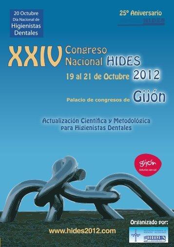 2012 - Colegio de Higienistas Dentales de la Comunidad de Madrid
