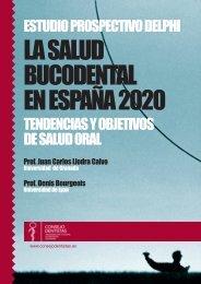 la salud bucodental en españa 2020 - Consejo General de Colegios ...
