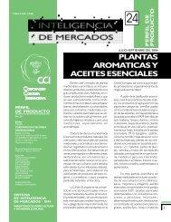 No. 24 Plantas aromáticas y aceites asenciales (PDF) - CCI