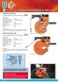 ALFRA-Press – Punzonadoras hidráulicas de única acción - Virma - Page 3