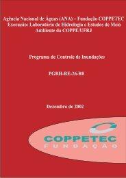 PGRH-RE-026-R0 - Laboratório de Hidrologia e Estudos do Meio ...