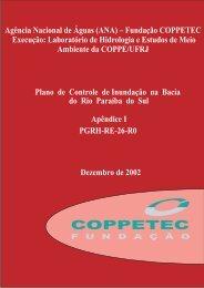 Apêndice I - Laboratório de Hidrologia e Estudos do Meio Ambiente ...