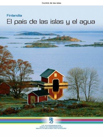 El país de las islas y el agua
