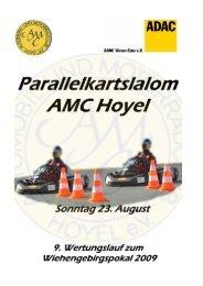 ADAC-Jugend-Kart-Slalom 2009 - AC Melle eV im ADAC