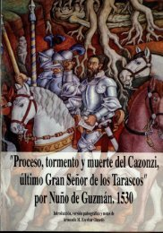 Proceso, tormento y muerte del Cazonzi - Frente de Afirmación ...