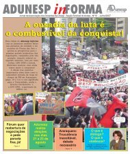 Jornal Adunesp - Julho/07