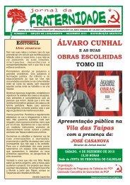JORNAL DA FRATERNIDADE pdf - Sapo
