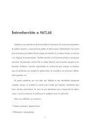 Introducción a MATLAB - Vidrio andino