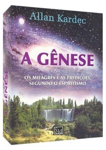 A Gênese - Evangelho no Lar