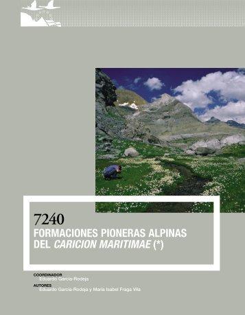 FORMACIONES PIONERAS ALPINAS DEL CARICIoN ... - Jolube