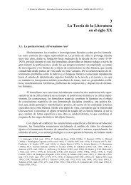 Introducción a la teoría de la literatura - Academia Editorial del ...