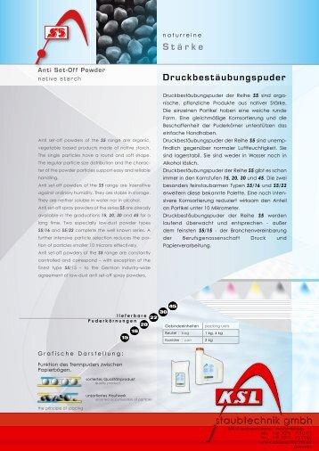 S5 - KSL Staubtechnik GmbH