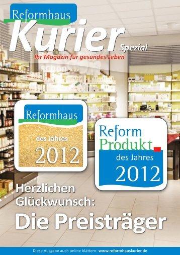 Beilage [Download] - Reformhaus