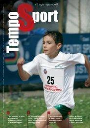 TempoSport n°7 luglio-agosto 09 - CSAIn