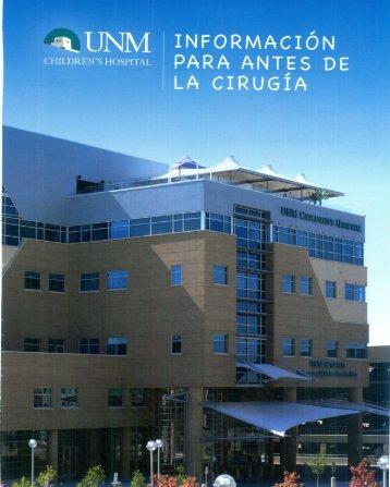 N - UNM Hospitals