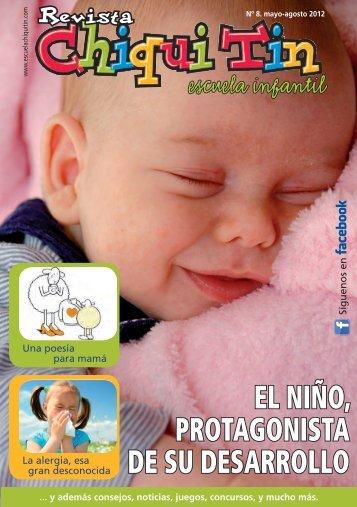 Revista ChiquiTin Nº 8 Mayo