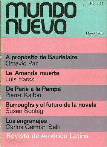 may. 1968 - Publicaciones Periódicas del Uruguay