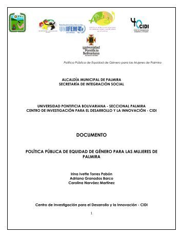 DOCUMENTO - Palmira AVANZA