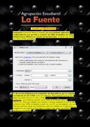 Crear USB Booteable.pdf - La Fuente
